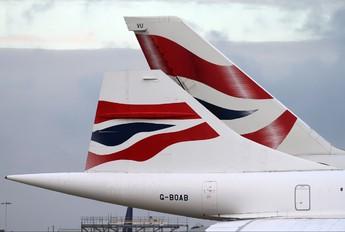 G-BOAB - British Airways Aerospatiale-BAC Concorde