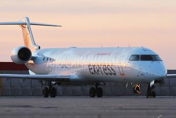 C-FNJZ - Air Canada Express Canadair CL-600 CRJ-702