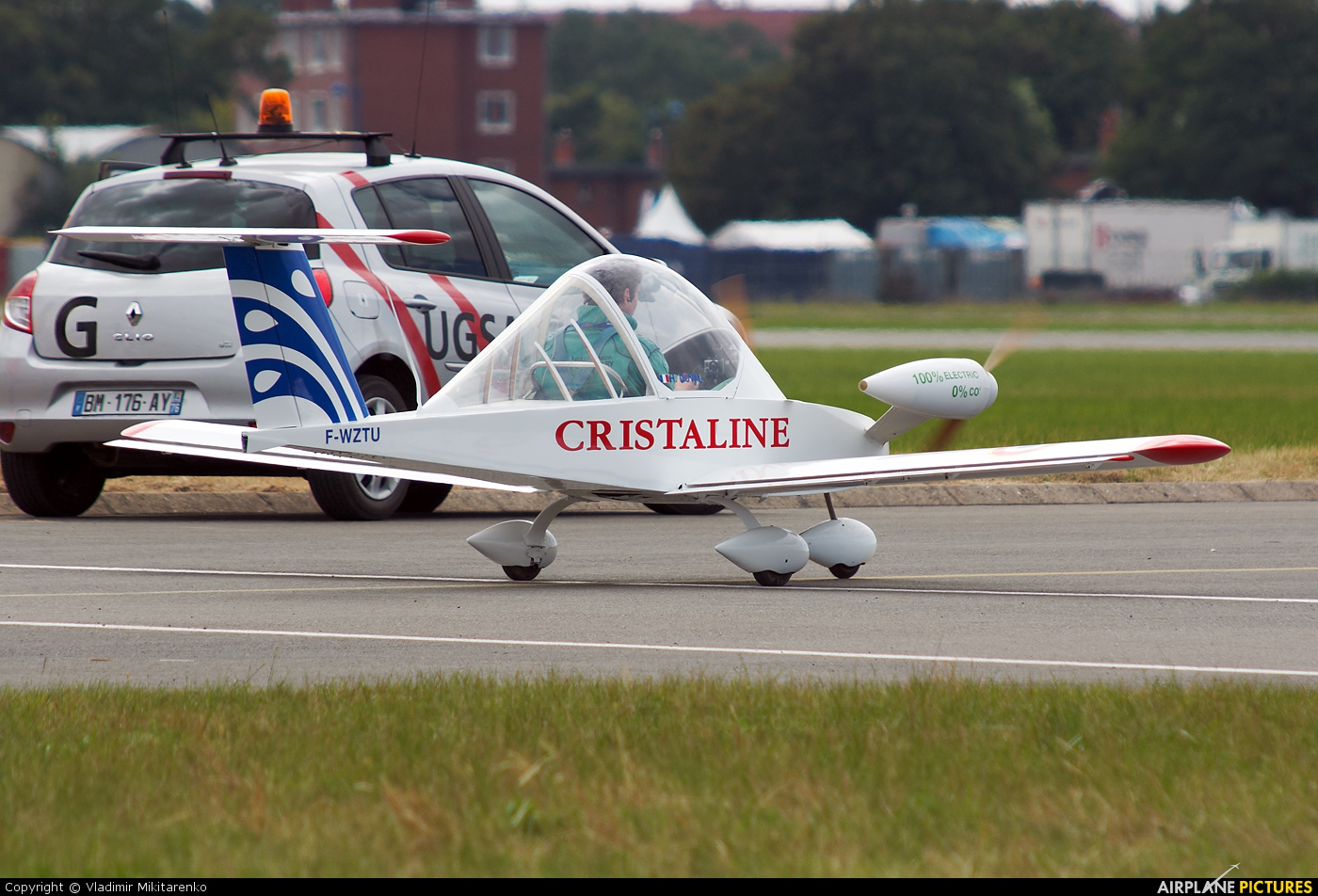 Yankee Delta F-WZTU aircraft at Paris - Le Bourget