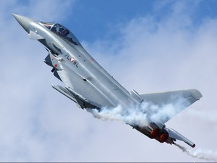 7L-WL - Austria - Air Force Eurofighter Typhoon S