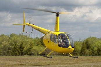 OO-HCY - Heli & Co Robinson R44 Astro / Raven