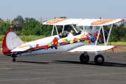 N14GC - Private Boeing Stearman, Kaydet (all models) aircraft