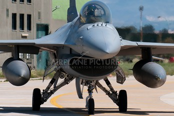 MM7244 - Italy - Air Force General Dynamics F-16A Fighting Falcon