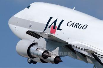JA8165 - JAL - Cargo Boeing 747-200F