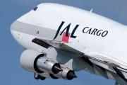 JA8165 - JAL - Cargo Boeing 747-200F aircraft