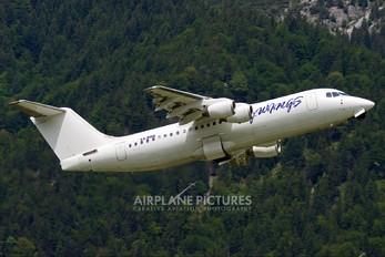SX-DMA - Sky Wings British Aerospace BAe 146-300/Avro RJ100