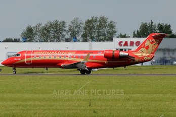 VQ-BNA - Rusline Canadair CL-600 CRJ-100