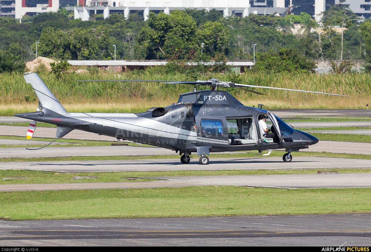 Private PT-SDA aircraft at Rio de Janeiro/Jacarepagua - Roberto Marinho