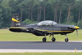 L-06 - Netherlands - Air Force Pilatus PC-7 I & II