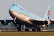 HL6703 - Korean Air Cargo Boeing 747-400F, ERF aircraft