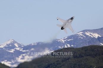 670 - Norway - Royal Norwegian Air Force Lockheed Martin F-16AM Fighting Falcon