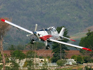 ZS-OAS - Orsmond Aviation Ayres S2R-T34 Turbo Thrush