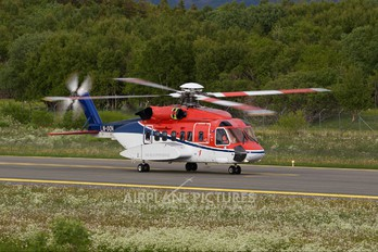 LN-OQN - CHC Norway Sikorsky S-92