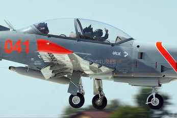 "2041 - Poland - Air Force ""Orlik Acrobatic Group"" PZL 130 Orlik TC-1 / 2"