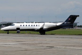 OE-GFF - Baltic Jet Learjet 45