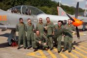 """2035 - Poland - Air Force """"Orlik Acrobatic Group"""" PZL 130 Orlik TC-1 / 2 aircraft"""