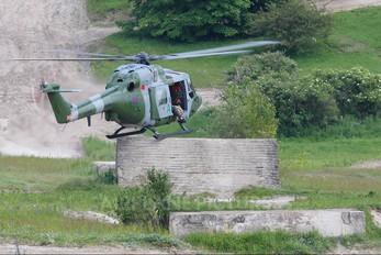 XZ641 - British Army Westland Lynx AH.7