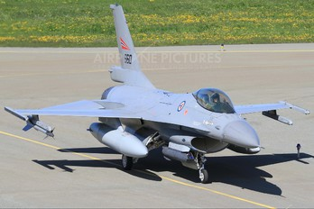 660 - Norway - Royal Norwegian Air Force Lockheed Martin F-16AM Fighting Falcon