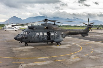 4008 - Brazil - Army Aerospatiale AS332 Super Puma