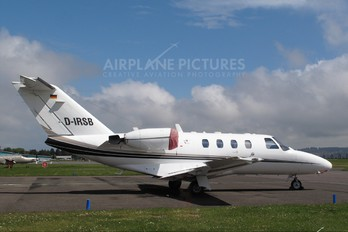 D-IRSB - Private Cessna 525 CitationJet