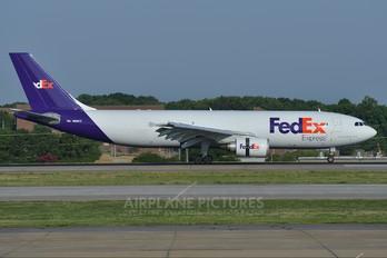 N661FE - FedEx Federal Express Airbus A300F