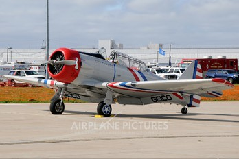 N65370 - Private North American Harvard/Texan (AT-6, 16, SNJ series)