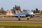 C-GKOE - Air Canada Airbus A320 aircraft