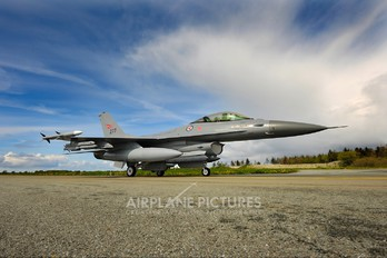 277 - Norway - Royal Norwegian Air Force Lockheed Martin F-16AM Fighting Falcon