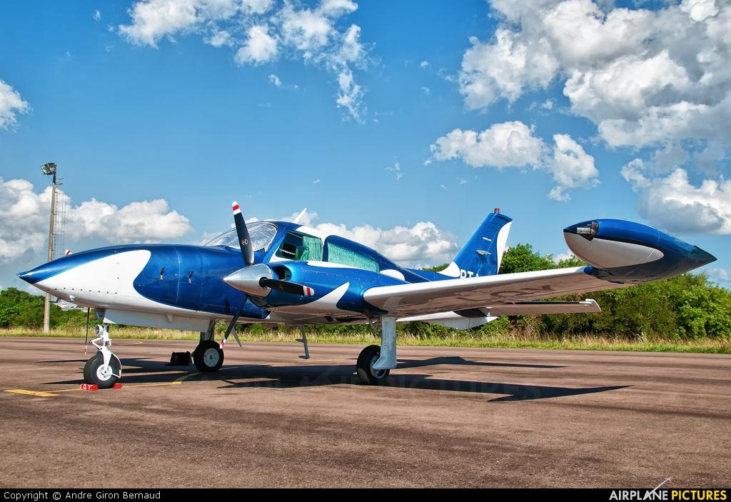 Private PT-LQY aircraft at Porto Alegre - Salgado Filho