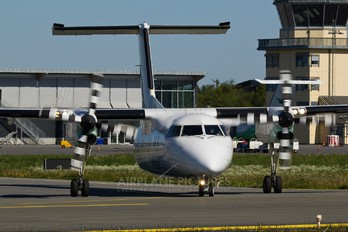 LN-WII - Widerøe de Havilland Canada DHC-8-100 Dash 8