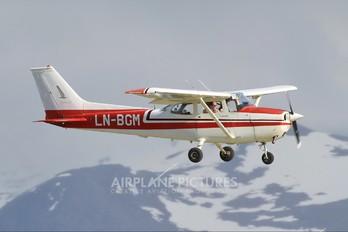 LN-BGM - Private Cessna 172 Skyhawk (all models except RG)