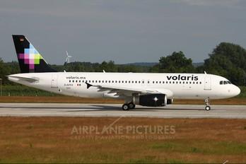 D-AVVU - Volaris Airbus A320