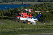 LN-OQN - CHC Norway Sikorsky S-92 aircraft
