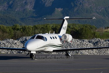 M-USTG - Private Cessna 510 Citation Mustang