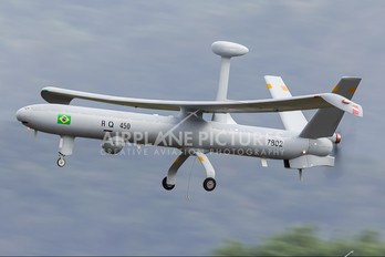 7802 - Brazil - Air Force Elbit Hermes 450