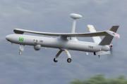 7802 - Brazil - Air Force Elbit Hermes 450 aircraft