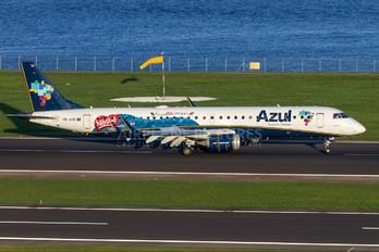 PR-AYB - Azul Linhas Aéreas Embraer ERJ-195 (190-200)