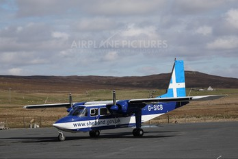 G-SICB - Directflight Britten-Norman BN-2 Islander