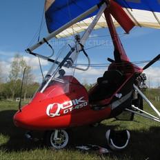G-CFEK - Private P & M Aviation Quik GT-450
