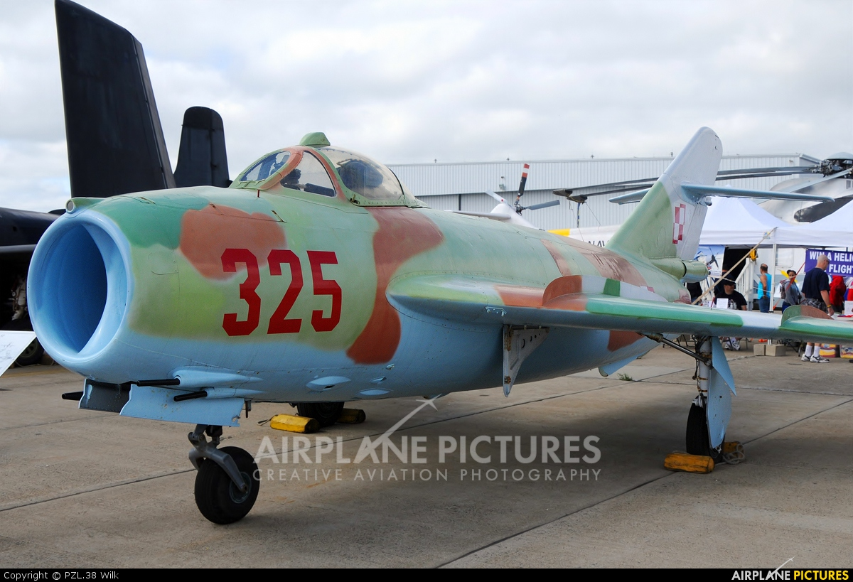 Poland - Air Force 325 aircraft at Quonset Point NAS