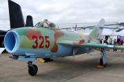 325 - Poland - Air Force PZL Lim-6bis aircraft