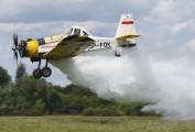 SP-FOK - Aerogryf PZL M-18 Dromader aircraft