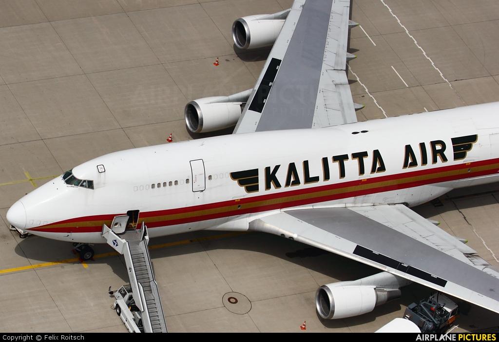 Kalitta Air N742CK aircraft at Leipzig - Halle