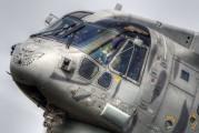ZH860 - Royal Navy Agusta Westland AW 101 111 Merlin HM.1 aircraft