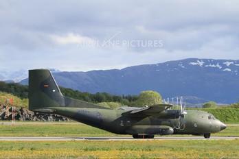 51+09 - Germany - Air Force Transall C-160D