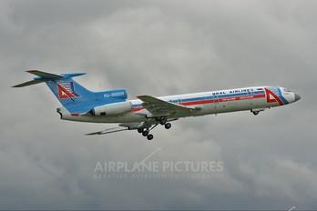 RA-85508 - Ural Airlines Tupolev Tu-154B