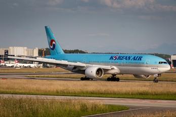 HL7531 - Korean Air Boeing 777-200ER