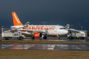 G-EZMS - easyJet Airbus A319 aircraft