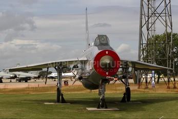 XP765 - Royal Air Force English Electric Lightning F.6