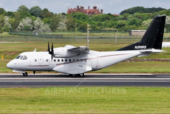 N2696S - EP Aviation Casa CN-235